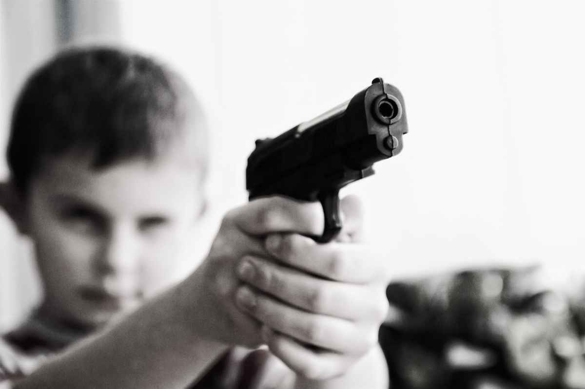 Gun Debate Podcast